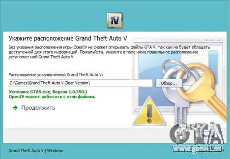 GTA 5 OpenIV 2.6.4 dritten Screenshot