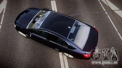 Holden VF Commodore SS Unmarked Police [ELS] für GTA 4 rechte Ansicht