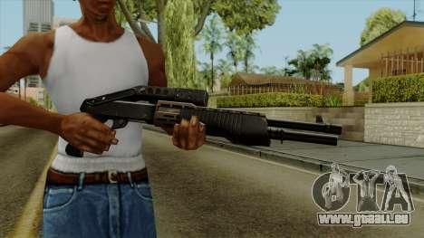 Original HD Shotgun für GTA San Andreas dritten Screenshot