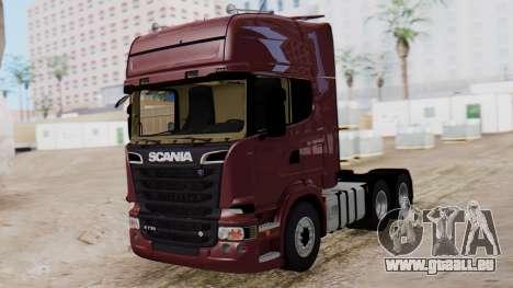 Scania R für GTA San Andreas