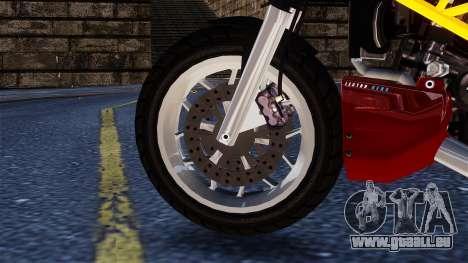 Principe Lectro from GTA 5 pour GTA 4 Vue arrière de la gauche