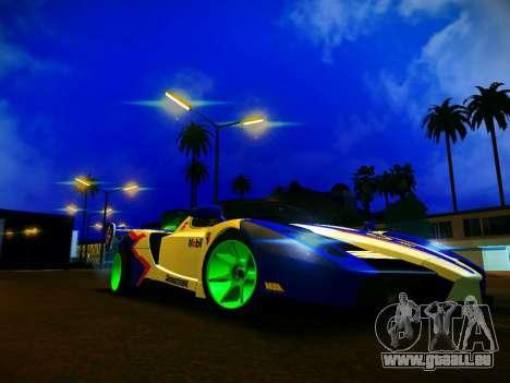 T.0 Graphics for Low PC pour GTA San Andreas deuxième écran