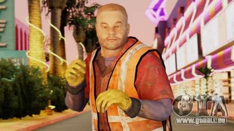 [GTA5] Builder pour GTA San Andreas