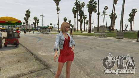 GTA 5 D'autres modèles de personnes et de véhicules, 0 cinquième capture d'écran