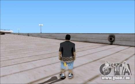 Los Santos Vagos Skin Pack für GTA San Andreas zweiten Screenshot