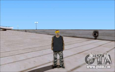 Los Santos Vagos Skin Pack für GTA San Andreas dritten Screenshot