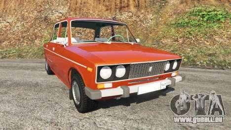 VAZ-2106 für GTA 5