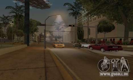Lamppost Lights v3.0 pour GTA San Andreas