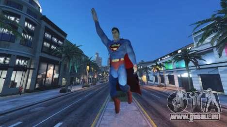 GTA 5 Superman-Statue zweite Screenshot