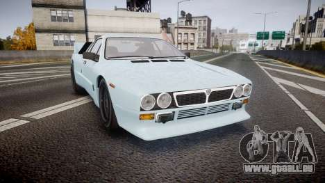 Lancia 037 Stradale 1982 pour GTA 4