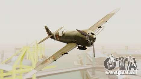IAR 81 C - Nr. 426 pour GTA San Andreas sur la vue arrière gauche