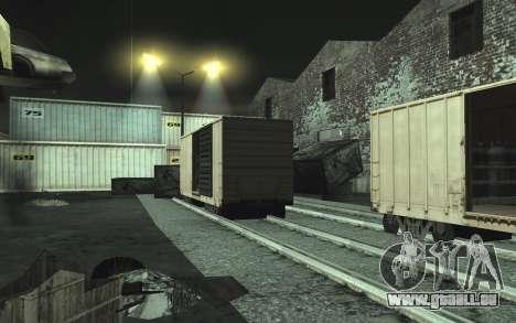 KFZ Schrottplatz v0.1 für GTA San Andreas siebten Screenshot