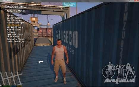 GTA 5 Collectable Collector deuxième capture d'écran