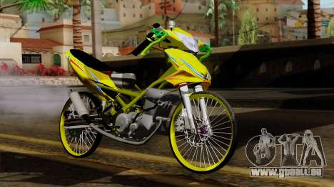 Jupiter Mx Drag v1 pour GTA San Andreas