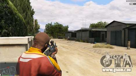 GTA 5 Farnsworths Assassinations and Bodyguards 0.81 sixième capture d'écran