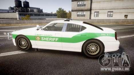 Bravado Buffalo Police [ELS] für GTA 4 linke Ansicht