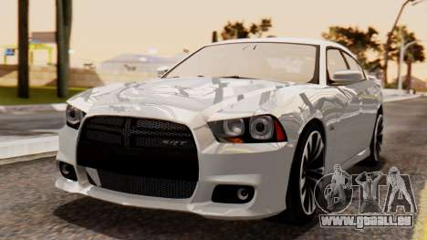 Dodge Charger SRT8 2012 LD pour GTA San Andreas