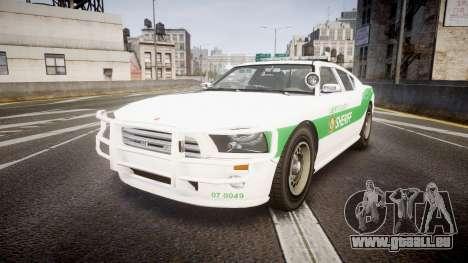 Bravado Buffalo Police [ELS] für GTA 4