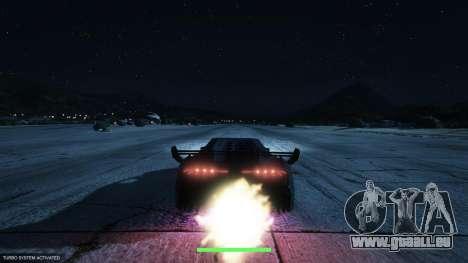 GTA 5 TurboSystemV (Ultra Nitro) 1.5.4 dritten Screenshot