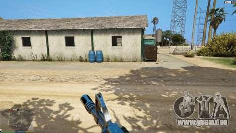 GTA 5 Farnsworths Assassinations and Bodyguards 0.81 troisième capture d'écran