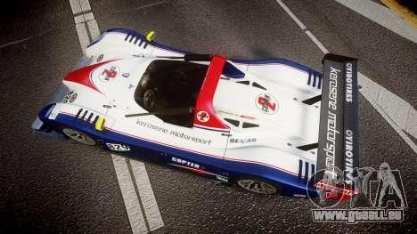 Radical SR8 RX 2011 [829] für GTA 4 rechte Ansicht