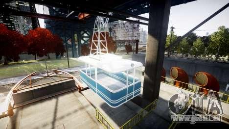 GTA V Cable Car pour GTA 4 secondes d'écran