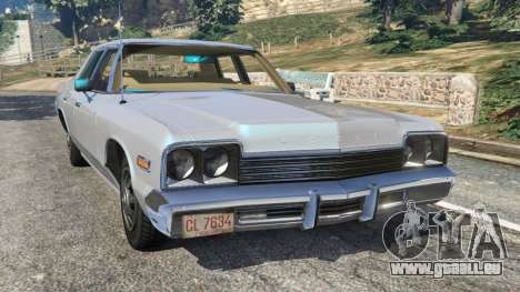 Dodge Monaco 1974 [Beta] pour GTA 5