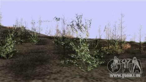 HQ CountN pour GTA San Andreas troisième écran