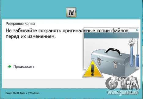 GTA 5 OpenIV 2.6.4 quatrième capture d'écran