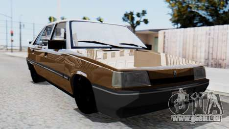 Renault 11 Tuning pour GTA San Andreas
