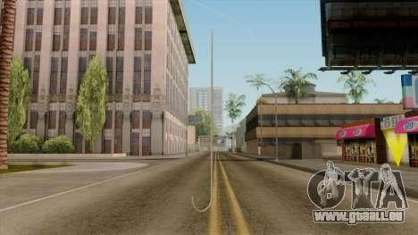 Original HD Cane für GTA San Andreas zweiten Screenshot