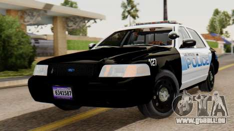 Police LV 2013 pour GTA San Andreas