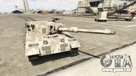 Miniature Rhino tank pour GTA 5