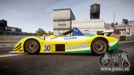 Radical SR8 RX 2011 [30] für GTA 4 linke Ansicht