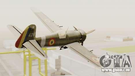 IAR 81 C - Nr. 426 pour GTA San Andreas laissé vue