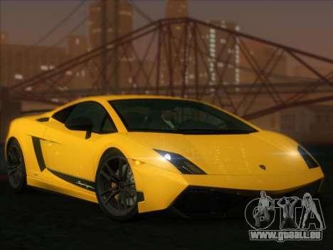 Ex3-111 ENB Series pour GTA San Andreas deuxième écran