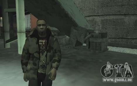 KFZ Schrottplatz v0.1 für GTA San Andreas elften Screenshot