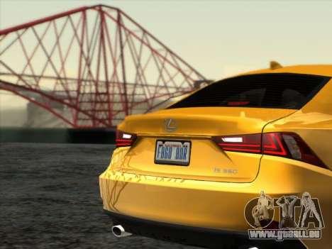 Ex3-111 ENB Series pour GTA San Andreas quatrième écran