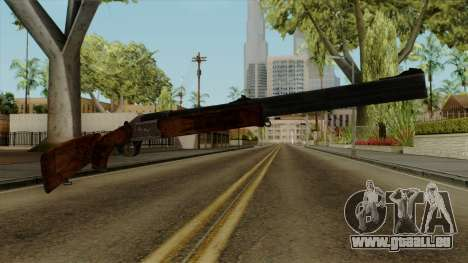 Original HD Rifle für GTA San Andreas