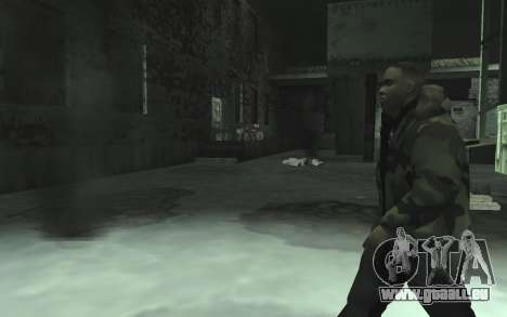 KFZ Schrottplatz v0.1 für GTA San Andreas zehnten Screenshot