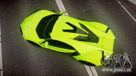 Lykan HyperSport 2014 [EPM] pour GTA 4 est un droit
