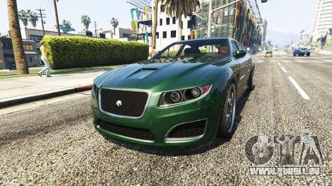 GTA 5 Autopilot v5.0.2 zweite Screenshot