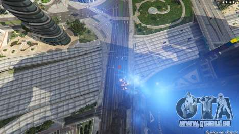 UFO Mod 1.1 für GTA 5