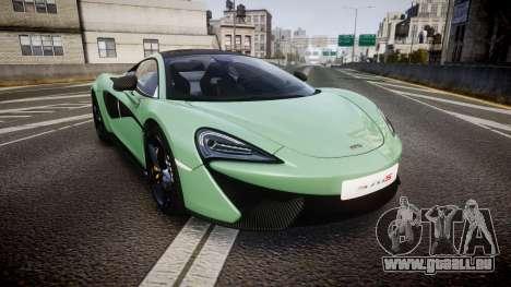 McLaren 570S 2015 rims2 pour GTA 4