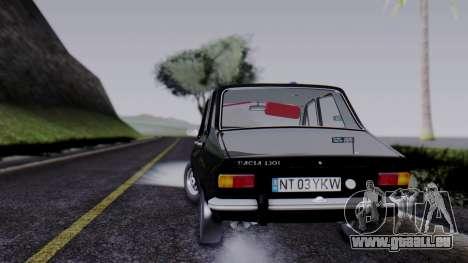 Dacia 1301 Securitate pour GTA San Andreas laissé vue