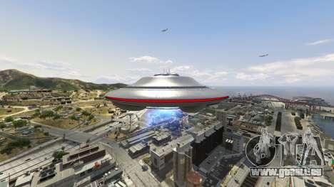 GTA 5 UFO Mod 1.1 Siebter Screenshot