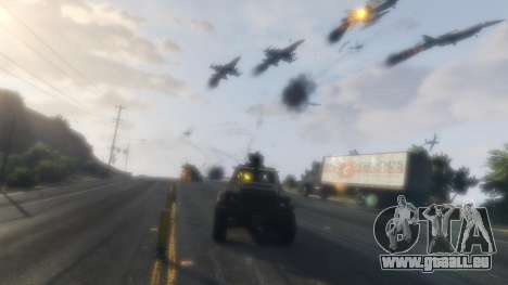 GTA 5 Angry Planes neunter Screenshot