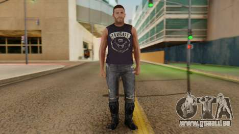 [GTA5] The Lost Skin1 pour GTA San Andreas deuxième écran