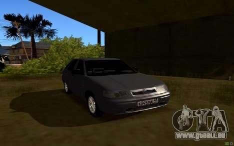 VAZ 2112 Lipetsk pour GTA San Andreas
