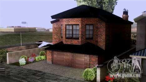 CJs New Brick House pour GTA San Andreas